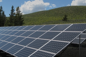 Second solar farm in Japan