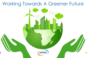 Working Towards A Greener Future