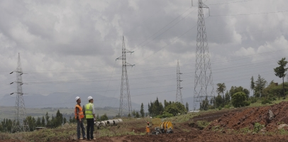 Ethiopia electrical infrastructure